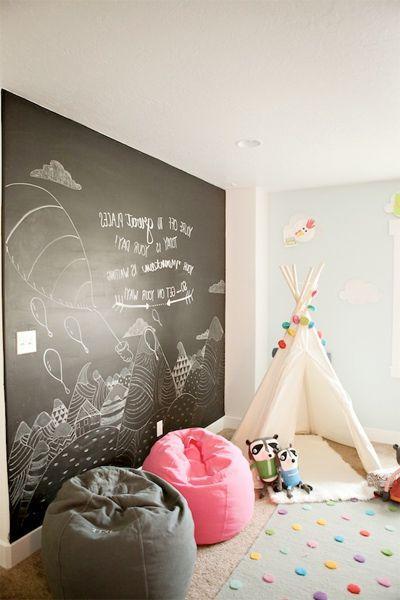 Детская игровая комната ( ФОТО ) - IQInterior