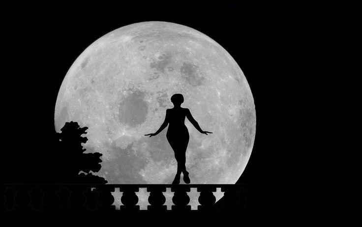 Mulher de lua, mulher da rua