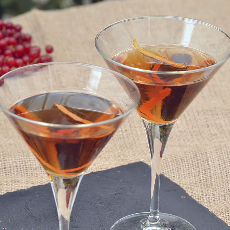 12 Best Manhattan Cocktails Images On Pinterest