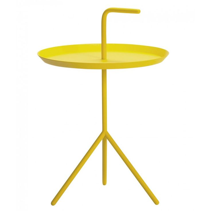 Hay - DLM Table XL - Jaune 288€