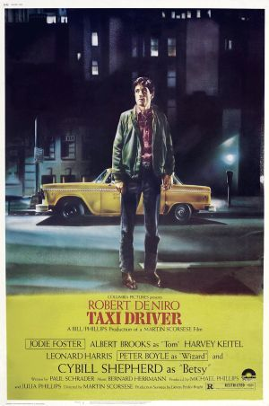 Taxi Driver by Guy Pellaert