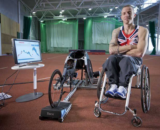 Team GB World Para Athletics Championship team receive timely boost thanks to SOLIDWORKS 3D CAD software - TCT Magazine