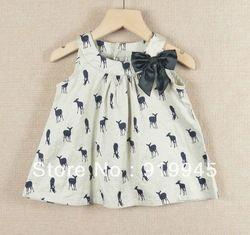 vestidos para niña de 2 años patrones para niñas 2~8 vestido