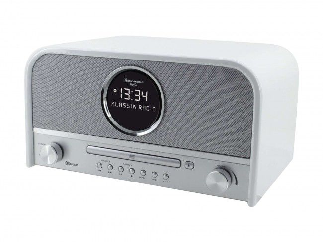Soundmaster NR850WE - Radio's met Bluetooth - Radio's - 123platenspeler.nl