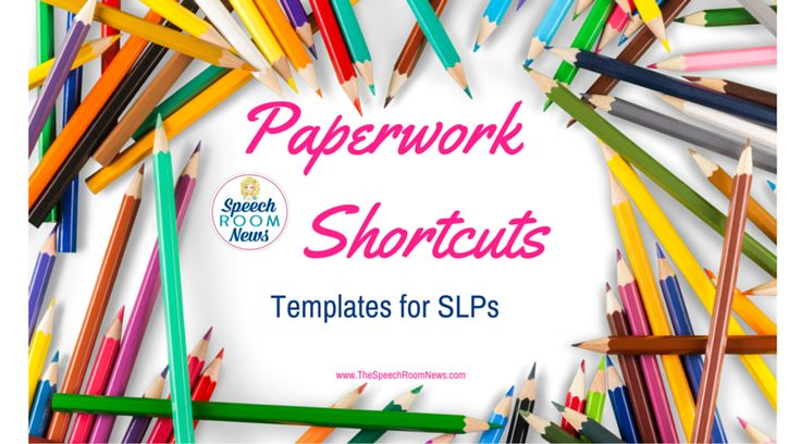 This is a page that includes free speech therapy paperwork shortcuts that I use to reduce IEP and Evaluation report writing time. Please feel free to copy/paste and use them as a template to save you time and energy! Currently included: Speech and Language Classroom Accommodations, Speech and Language Educational Impact Statements, Parent/Teacher Recommendations Sections. [...]