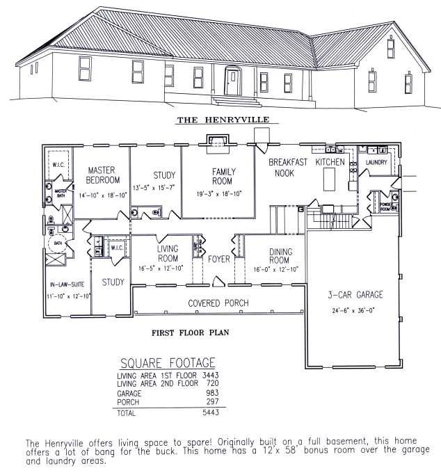 17 best Morton Home Buildings Floor Plans images on Pinterest ...
