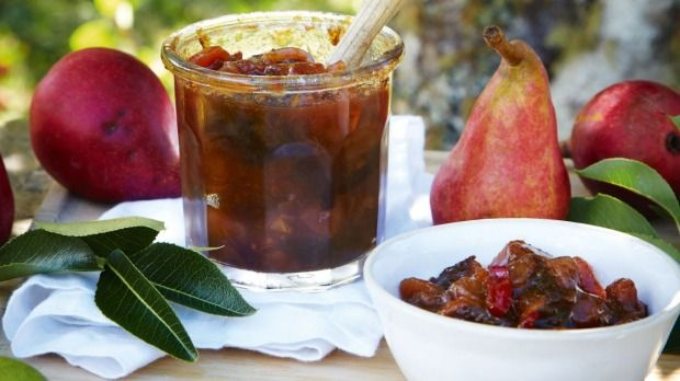 Leave it a week before you sample this yummy autumn chutney to give the flavours a chance to meld and mature.