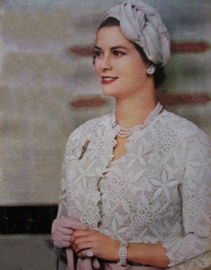 graceandfamily: Brussels, May 1958 — Princess Grace of Monaco.