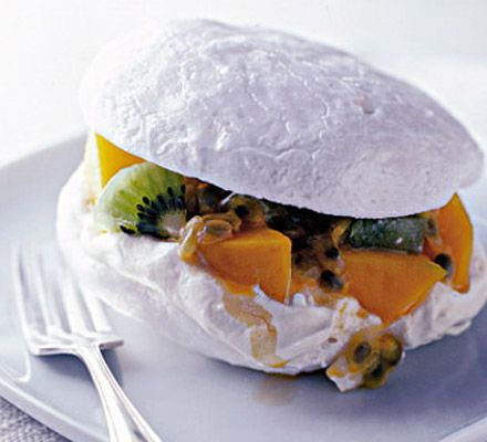 Meringues. In the microwave. Seriously.