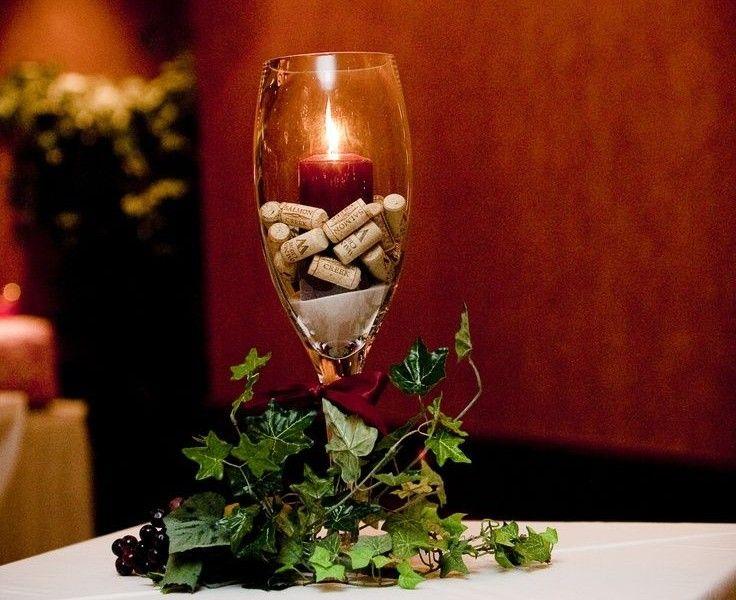 34 best vintage winery wedding images on pinterest weddings tray wine inspired weddings wine themed wedding centerpieces kardella news junglespirit Gallery