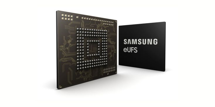 Samsung Now Making 256GB UFS 3.0 Memory Chips For Vehicles #Android #Google #news