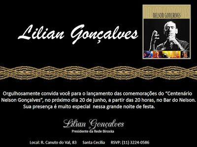 ♥ Lilian Gonçalves anuncia festejos do Centenário Nelson Gonçalves ♥ SP ♥  http://paulabarrozo.blogspot.com.br/2016/06/lilian-goncalves-anuncia-festejos-do.html