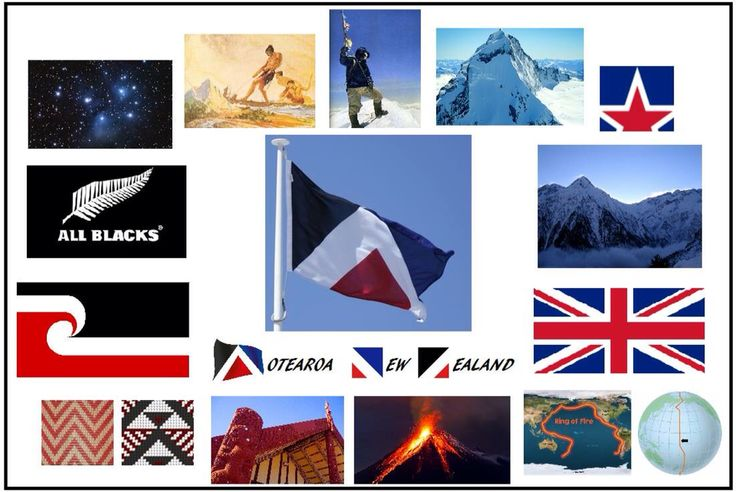 A compilation of Red Peak design source and interpretation - thanks to Matthew Blair. #redpeak #firsttothelight #nzflag