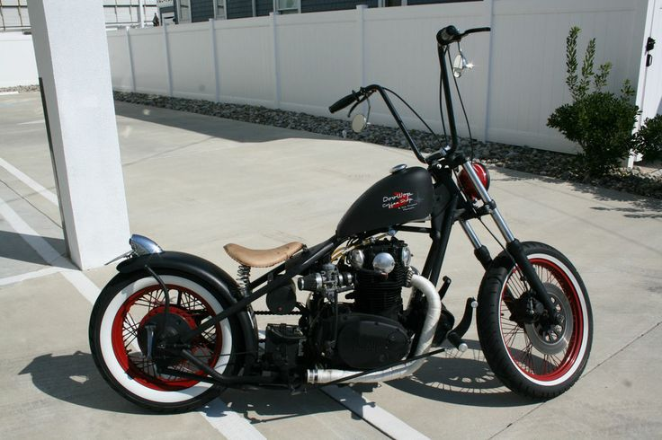The Games Factory 2 | Future Bobber Motorcycle Collection ...