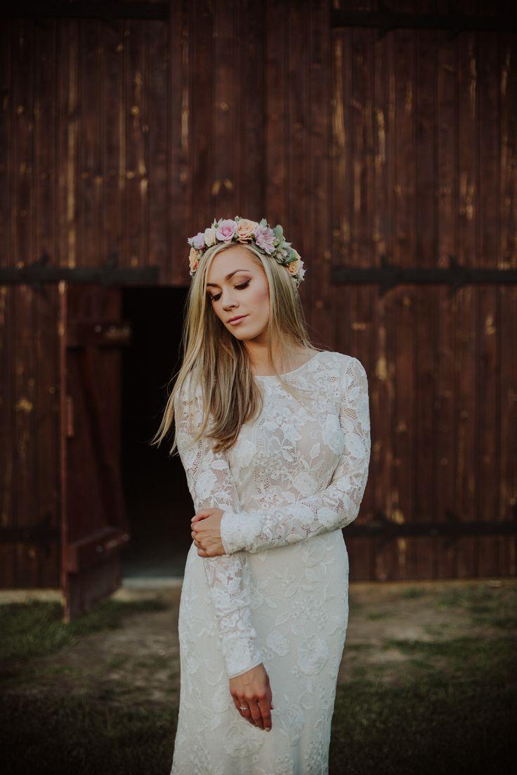 rustic wedding / fot. Ola Gruszka Fotografia