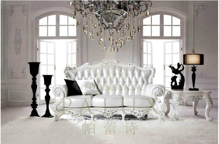 21 Best Silver Leaf Furniture Images On Pinterest