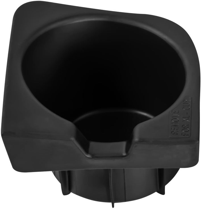 Oxgord Cup Holder Insert for Select Toyota Tacoma - Replaces 66991-04012