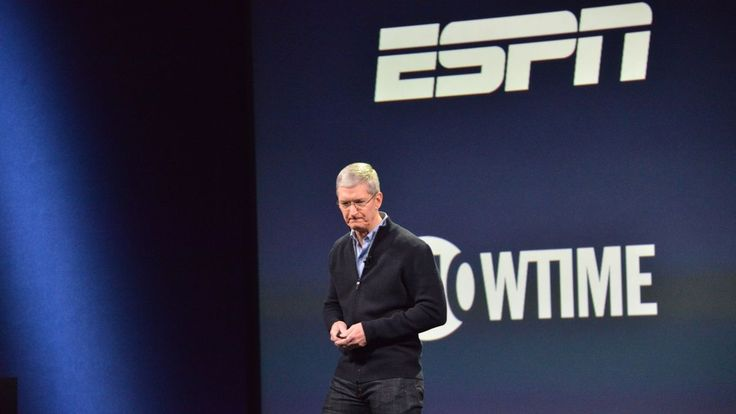 Apple reportedly wants networks to handle streams for internet TV service