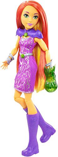 "DC Super Hero Girls Starfire Action Doll, 12"" Mattel https://www.amazon.com/dp/B01E6GWL78/ref=cm_sw_r_pi_dp_x_dOjXybJ9G7BD9"