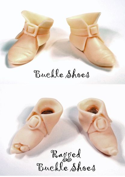 sweet bjd shoes!