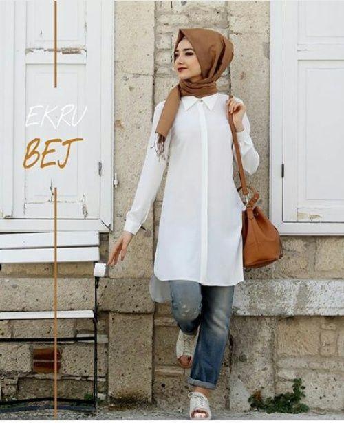 1000+ ideas about Hijab Outfit on Pinterest | Hijab fashion casual Hijab fashion and Hijab styles