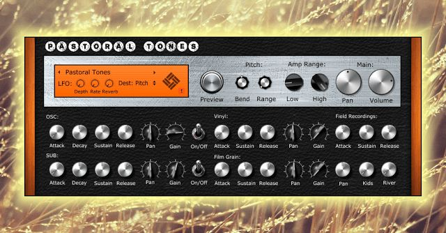 Pastoral Tones Plugin Inspired By Boards Of Canada