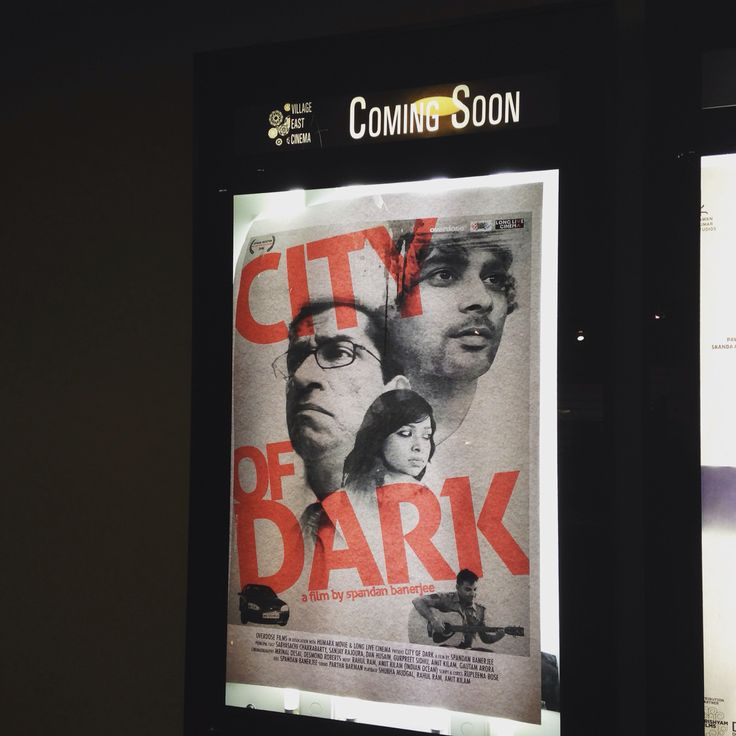 Showing at Village East Cinemas, NYC. Indian Independent Film
