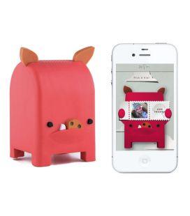 Muñeco Wifi - Toymail
