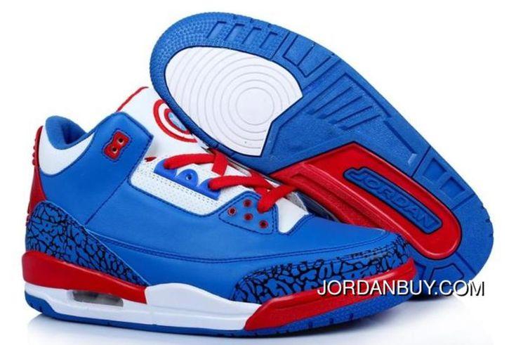 http://www.jordanbuy.com/buying-jordan-captain-america-2014-nike-new-jordan-3-iii-retro-mens-shoes-shoes-online.html BUYING JORDAN CAPTAIN AMERICA 2014 NIKE NEW JORDAN 3 III RETRO MENS SHOES SHOES ONLINE Only $85.00 , Free Shipping!