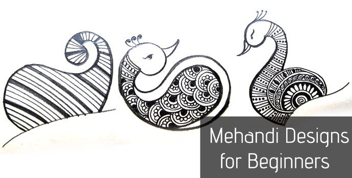 20 #MehndiDesigns for Beginners: Their Significance and Aesthetic Values