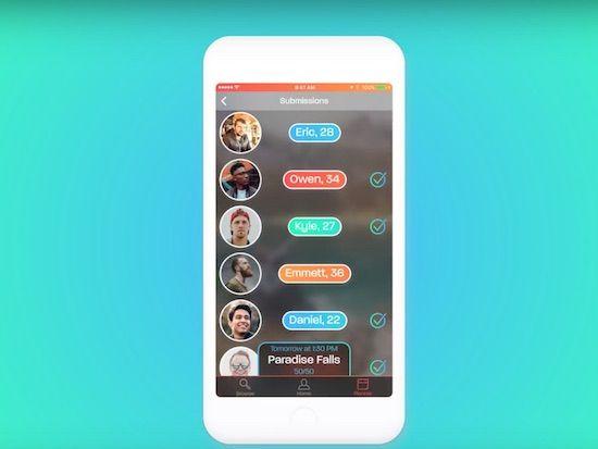 First: nieuwe date-app die terug naar de basis gaat