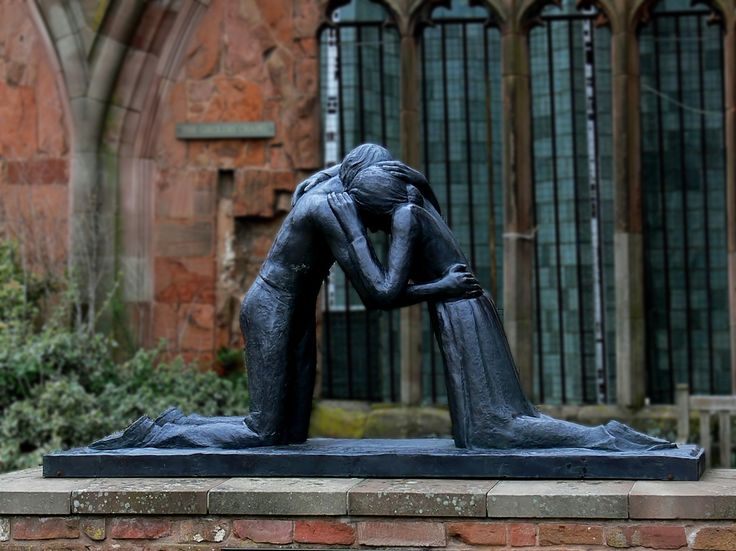 Reconciliation, Coventry cathedral