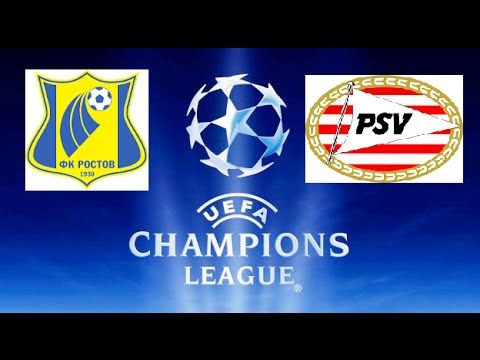 FC Rostov vs PSV Eindhoven Predictions & Betting Tips, Match Previews UEFA Champions League