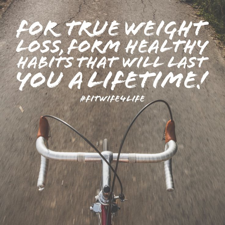 For true weight loss, form healthy habits that will last you a lifetime! #weightloss #healthyhabits #eatplaylove #bridalicious #fitwife4life @fitwife4life
