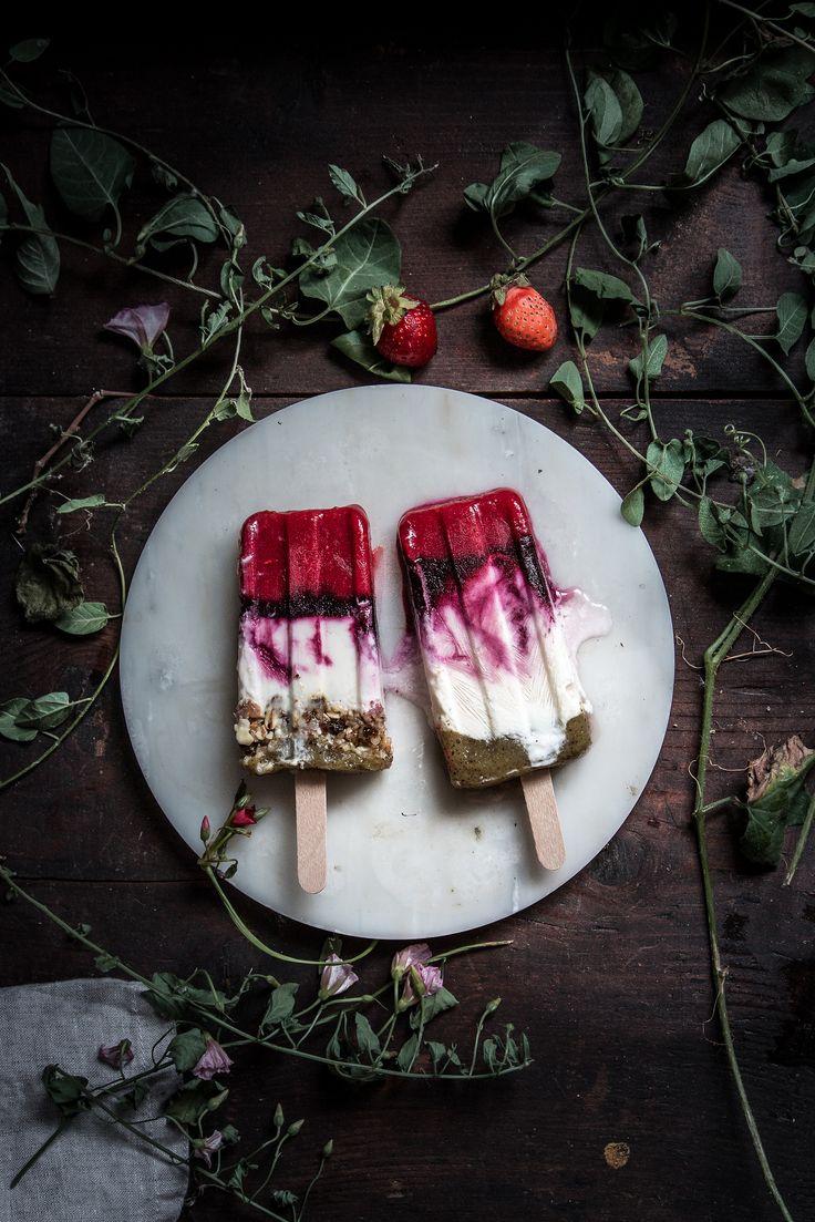 https://flic.kr/p/UDQMxo | Ghiaccioli con frutta e yogurt | www.smilebeautyandmore.com/2017/06/stecco-gelato-yogurt-e...