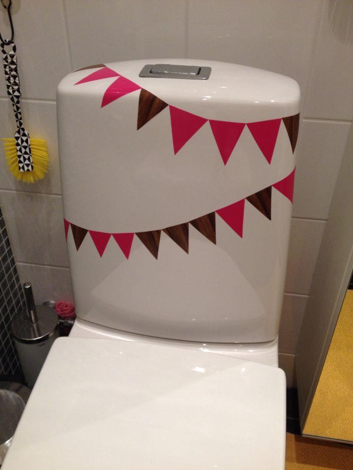 Toilet/toalett