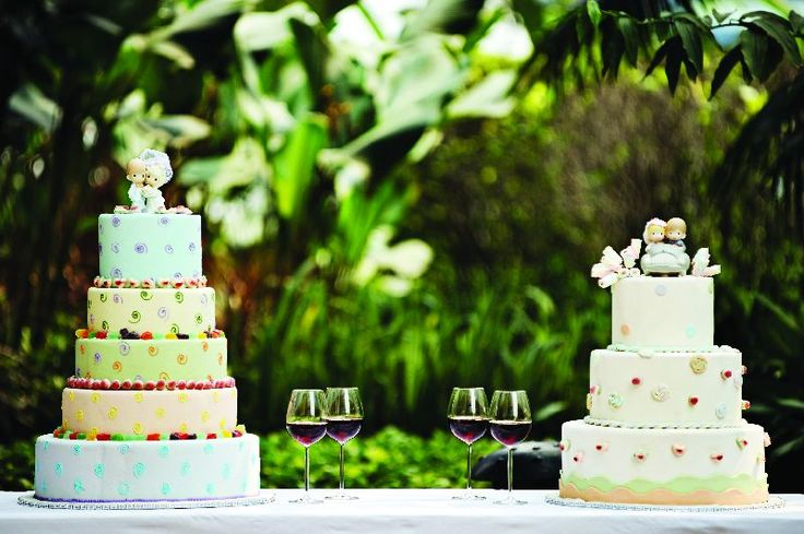 Kue Pengantin : The Candy Land