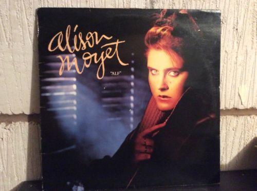 Alison Moyet Alf LP Album Record Vinyl 26229 Pop 80's Love Resurrection' Music:Records:Albums/ LPs:Pop:1980s