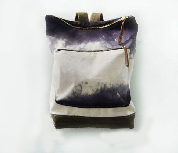 dreamy ombre backpack!
