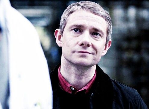 (GIF) John Gives You All A Smile That Means Itu0027s Watson Wednesday. (I  Always Loved That Smirk.  Dr Watson I Presume