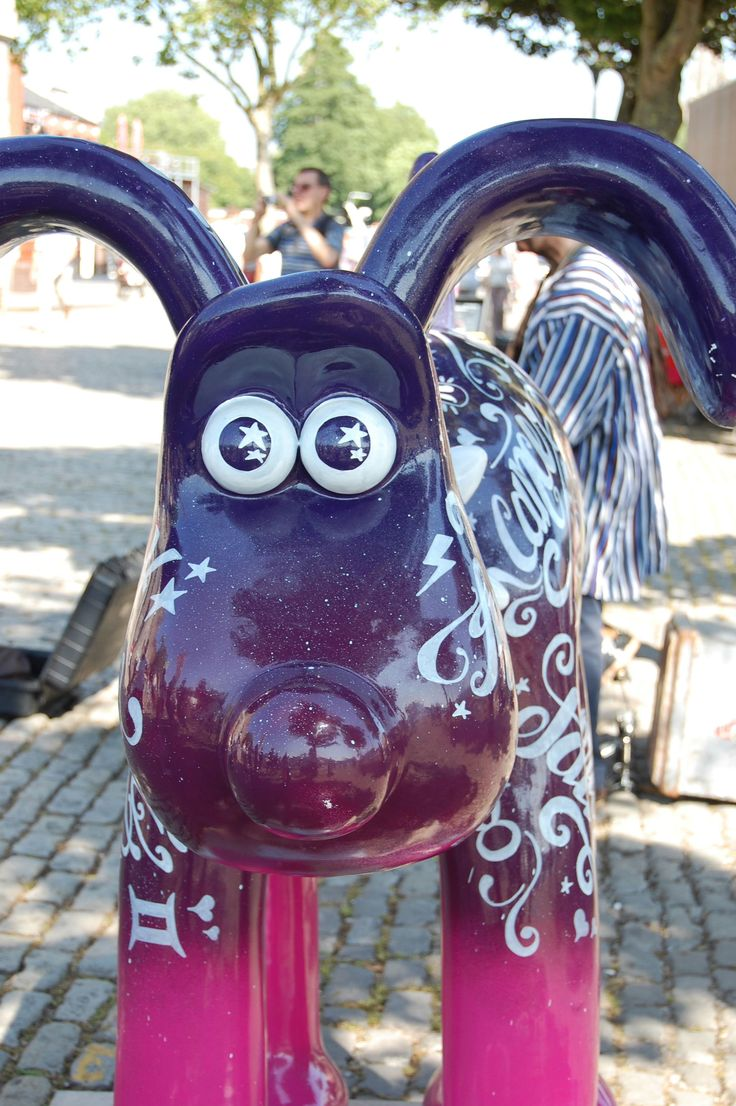 Zodiac - Inkie, Gromit Unleashed, Bristol