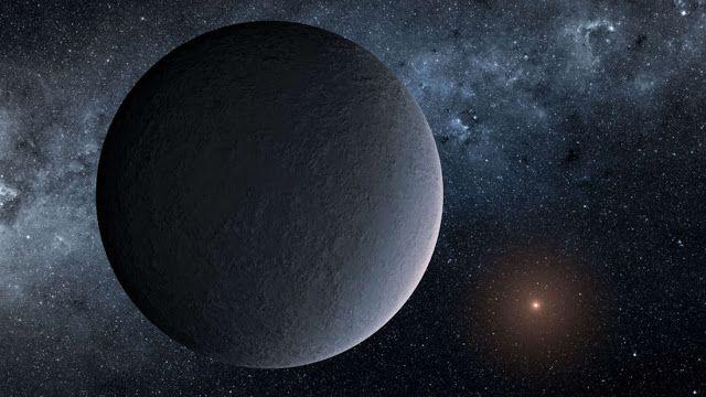 Hanya ilustrasi. Kredit: NASA/JPL-Caltech   SpaceNesia - Sekelompok tim astronom internasional baru-baru ini berhasil menemukan sebuah p...