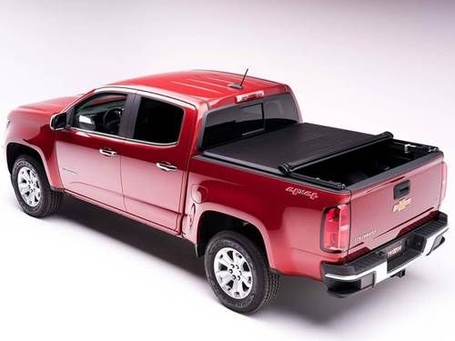 Truxedo TruXport Tonneau Cover - Affordable Roll up option - 20 min. installation - 5 year warranty - Adjustable tension control