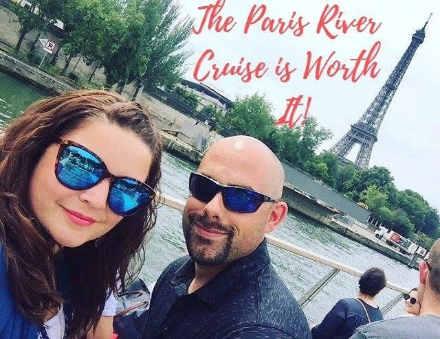 The Paris River Cruise is worth it!