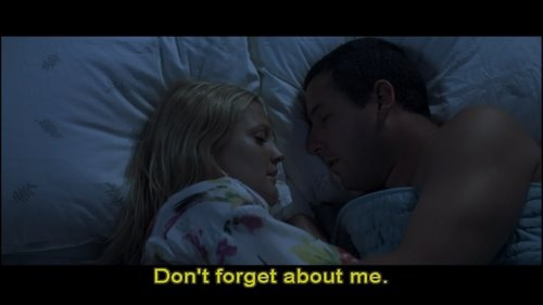 She needs to remember before she can forget.