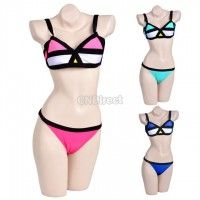 Womens Bikini SET Push-up Padded Sexy Bra Swimsuit Bathing Suit Swimwear Swimset