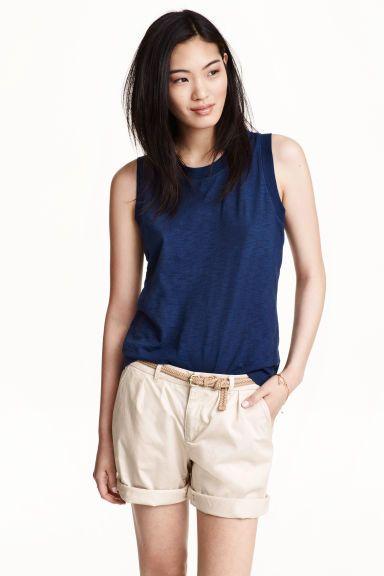 Short chino   H&M