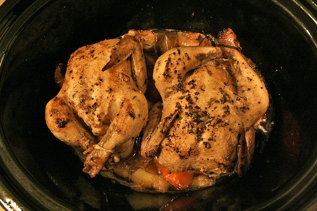 how to cook cornish hens from frozen