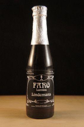 Lindemans Faro – FIRMA BIER - Online het beste speciaalbier bestellen / The finest craft beer online.