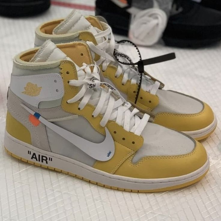 Look like these OffWhite 1's are comming out in 2020. Off